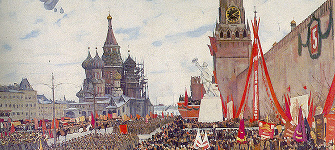 Ленинский план монументальной пропаганды в Москве: история в деталях