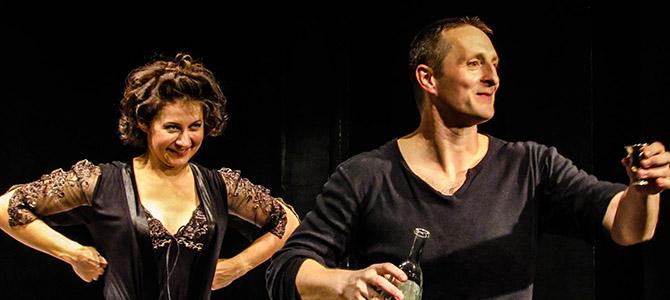 «Две комедии о любви» в Театре ЖИВ…