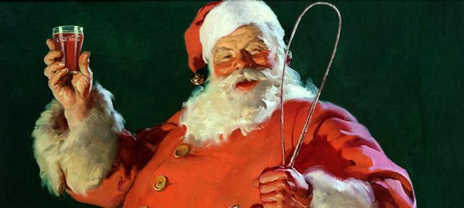 Эволюция Санта-Клауса, или Праздничный дарвинизм
