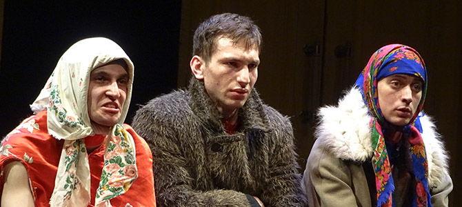 «Раскольников» «Коляда-Театра»: полтора часа хайпа…